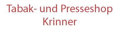 Tabak- und Presseshop Krinner