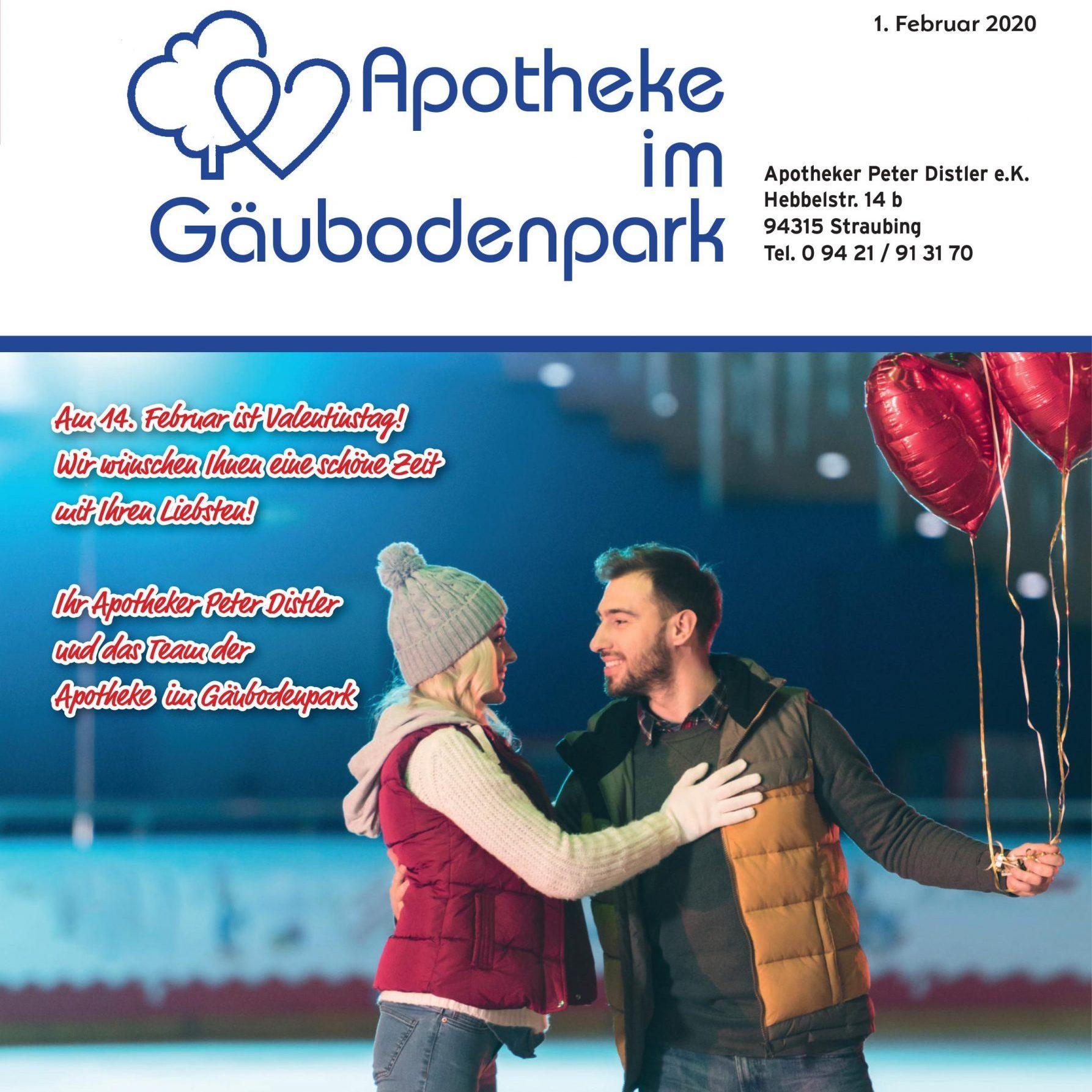Das neue Apotheken-Magazin im Februar ist da