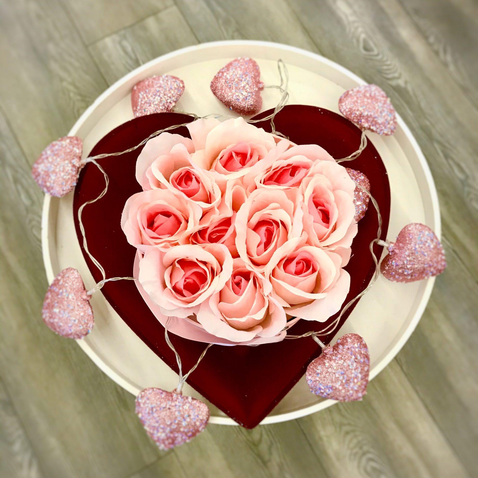Geschenk-Idee für Valentinstag