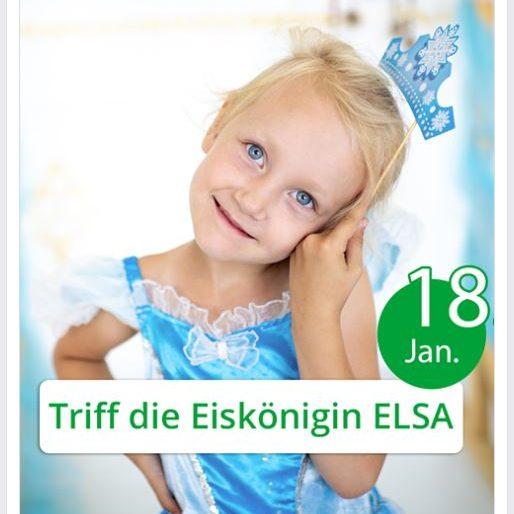 Elsa im Gäubodenpark am SA, 18.01.2020