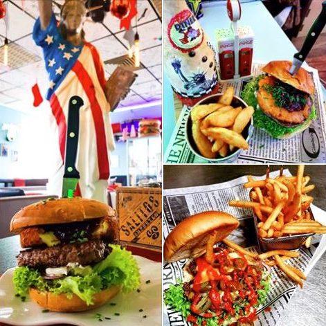 Burger auf Bestellung 😊