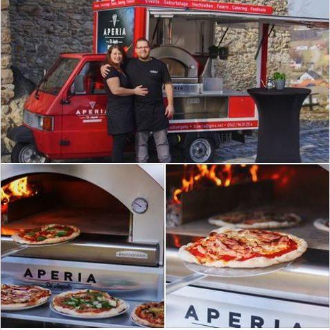 Jetzt NEU: Samstag gibt es original italienische Pizza im Gäubodenpark :-)