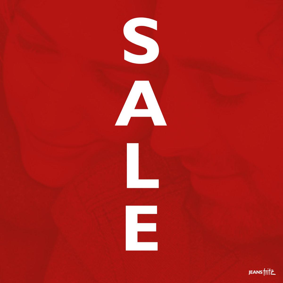SALE bei Jeans Fritz jetzt im Online-Shop